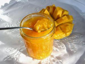 Recette Confiture de mangue au citron vert
