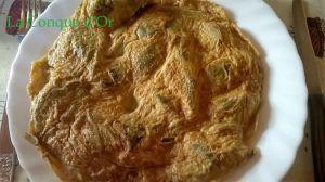Recette Frittata aux artichauts au four