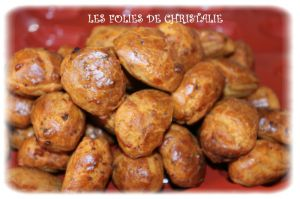 Recette Minis madeleines chorizo comté ( Thermomix ou pas )