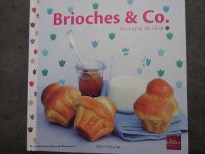Recette Brioches