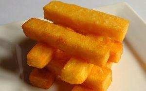 Recette Polenta au fromage