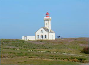 Recette Pointe des Poulains ; Belle-Ile-En-Mer