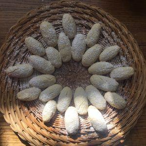 Recette Doigts de fée, une pâtisserie médiévale