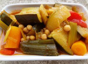 Recette Couscous de légumes (vegan)