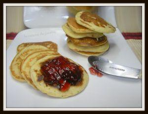 Recette Pan cakes