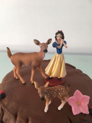 Recette Gâteau d'anniversaire Blanche Neige #3
