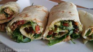 Recette Tortillas vegan qui soit