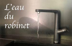 Recette Eau du robinet ou eau en bouteille ? Zoom sur l'eau