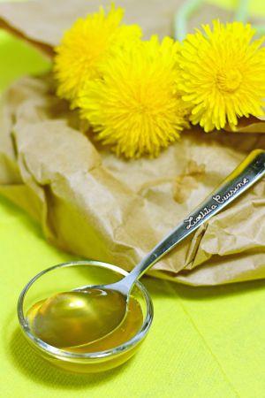 Recette Gelée de fleurs de pissenlit {miel végétal}