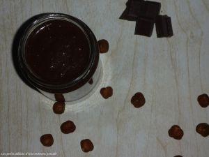 Recette Pâte à tartiner maison #version 3