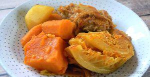 Recette Soupou Tehou ou le ragoût guinéen