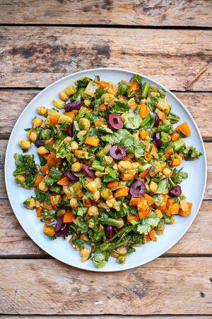 Recette Ma poêlée de carottes et broccolini