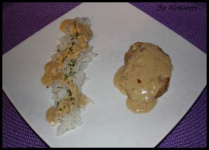 Recette Filet mignon (ou rôti) de porc au maroilles