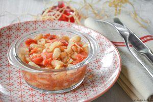 Recette Mijoté haricots blancs, tomate et fenouil