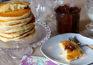 Recette Pancake ! au choix : 2 recettes (thermomix) et une troisième....la pâte à tartiner maison !