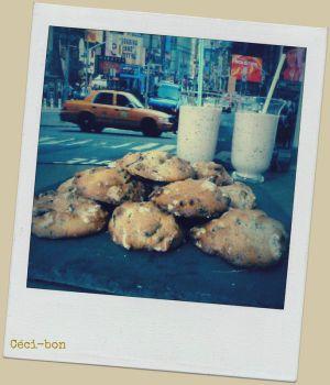 Recette Cookies aux Oréo