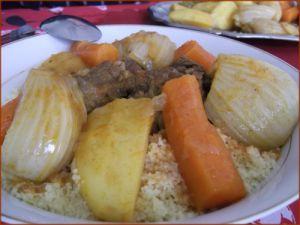 Recette Couscous au Fenouil