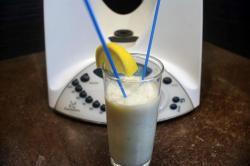 Recette Du jour: Smoothie banane et miel  au thermomix de Vorwerk