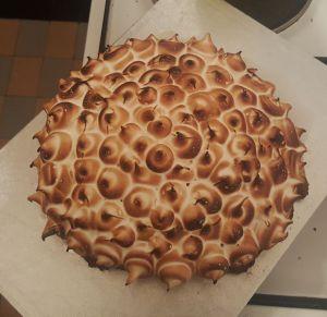 Recette Gâteau façon tarte au citron meringué