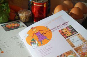Recette Vos repas prêts à cuisiner avec Comptoir des Papilles