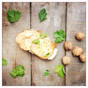 Recette Crostini aux poires