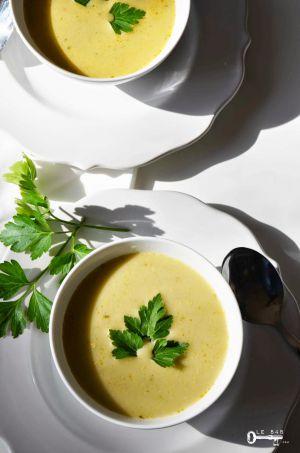 Recette Soupe de Persil
