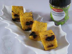 Recette Apéricubes de polenta