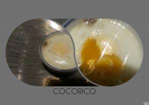 Recette Oeuf cocotte au maïs COOKEO