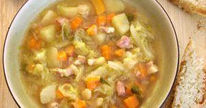 Recette Soupe au Chou !
