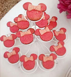 Recette Sablés Minnie Mouse