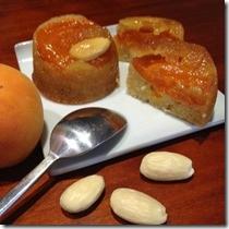 Recette Mini muffin renversé abricot amande