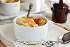 Recette Soufflé au camembert