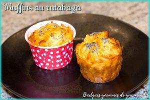 Recette Muffins au rutabaga