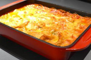 Recette Lasagne aux fruits de mer