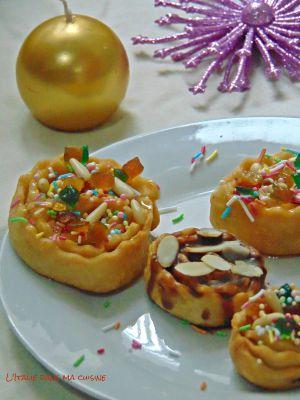 Recette Cartellate Pugliesi , dessert typique de Noël dans les Pouilles