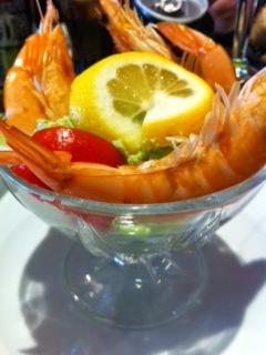 Recette Avocat crevettes