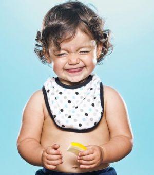Recette Première fois que j'ai goûté du citron
