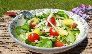 Recette Salade pommes de terre et chou rave