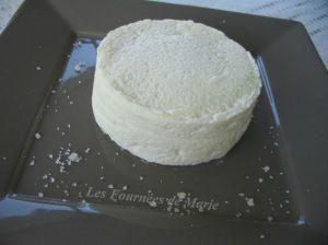 Recette Premier fromage frais