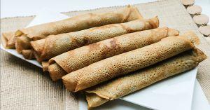 Recette Crêpes sans gluten ni lactose au blender