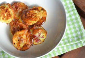 Recette Frittatas pancetta