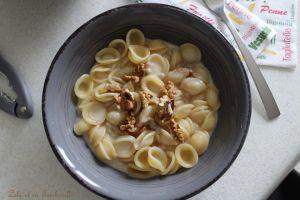 Recette Sauce au gorgonzola & noix