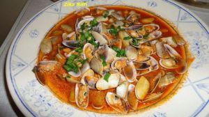 Recette Haricots de mer petits coquillages en forme de haricots