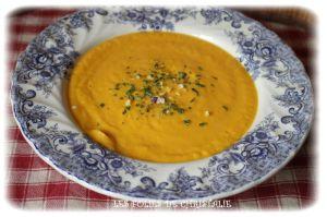 Recette Velouté carottes céleri-rave (Thermomix )