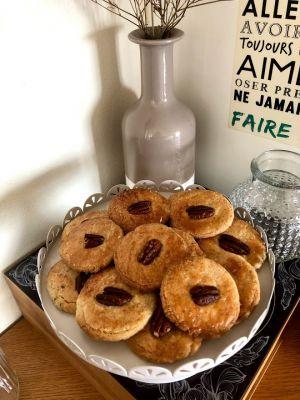Recette Biscuits sirop d'érable