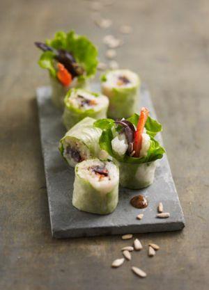 Recette Côté sushi