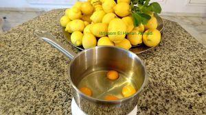 Recette Tartelettes aux citrons