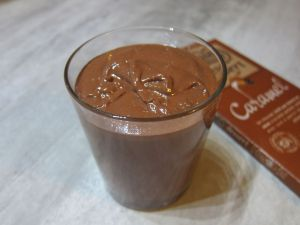 Recette Pâte à tartiner praliné/chocolat/caramel