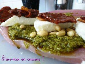 Recette Filet mignon de porc à l'italienne