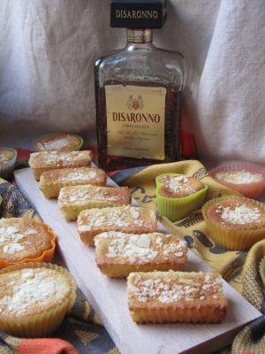 Recette Mini cakes à la pâte d'amande